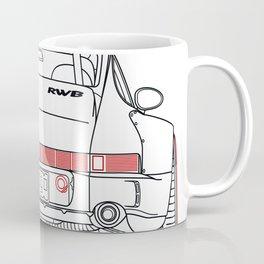rwb test 2 Coffee Mug