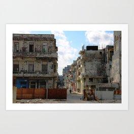 Cuba 1 Art Print