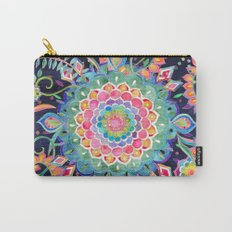 Color Celebration Mandala Carry-All Pouch