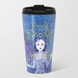 Bilberry queen Travel Mug