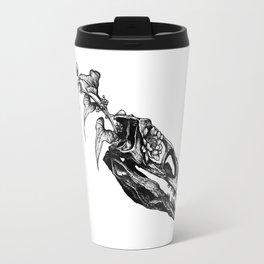 Jurassic Bloom - The Clever Girl Travel Mug