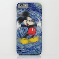 Mousy Night iPhone 6s Slim Case