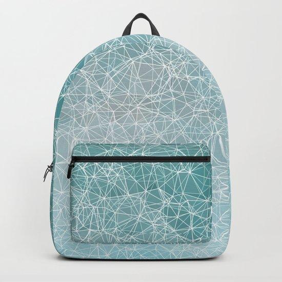 Polygonal A3 Backpack