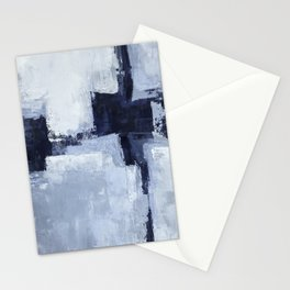 blue navy Stationery Cards