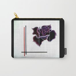 Abstract in perfection - Fertile Imagination Rose 5 Carry-All Pouch