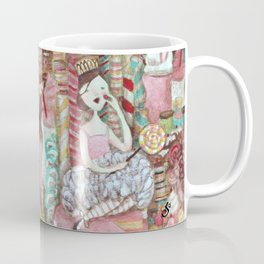 Lost in the Sweets Coffee Mug