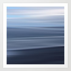 greco - seascape no.16 Art Print