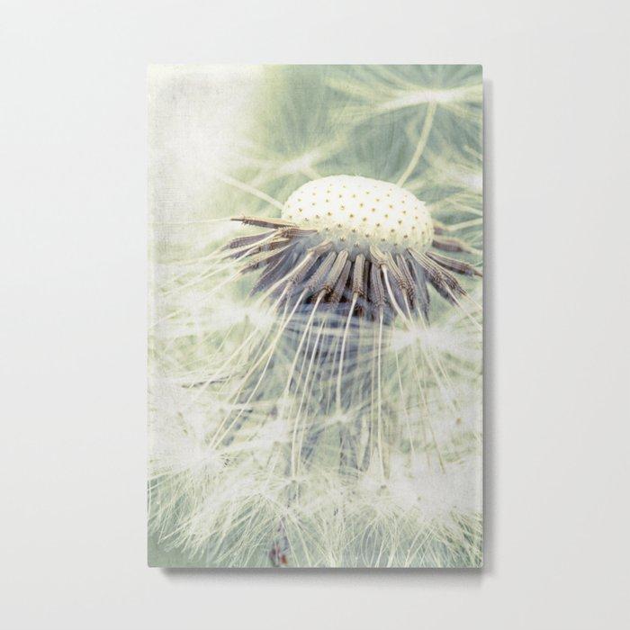 a weed Metal Print