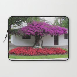The Woman in the Tree Laptop Sleeve