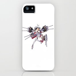 Kantai Collection - Bismarck iPhone Case