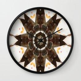 Edge of Desire Wall Clock