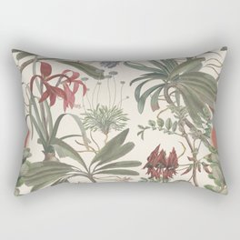 Botanical Stravaganza Rectangular Pillow