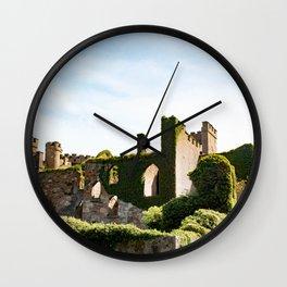 Clifden Castle Wall Clock