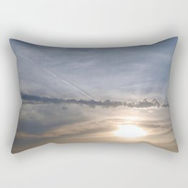 sky eye Rectangular Pillow
