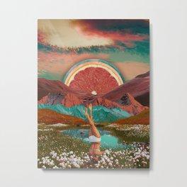 Grapefruit valley Metal Print