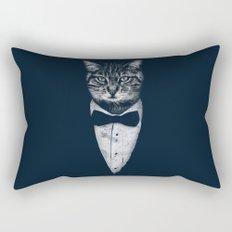 Mr Cat Rectangular Pillow