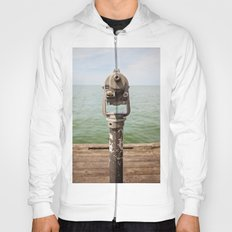 view to the bay Hoody