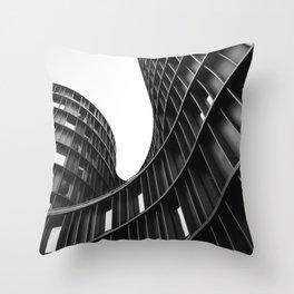 AXEL TOWERS / Copenhagen, Denmark Throw Pillow