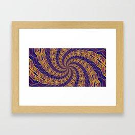 Lasso Framed Art Print