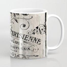 Paris Bistro VIII Coffee Mug