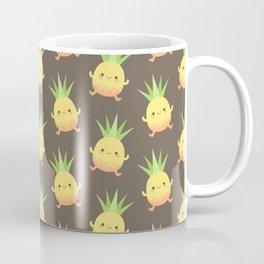 Happy pineapple kids Coffee Mug
