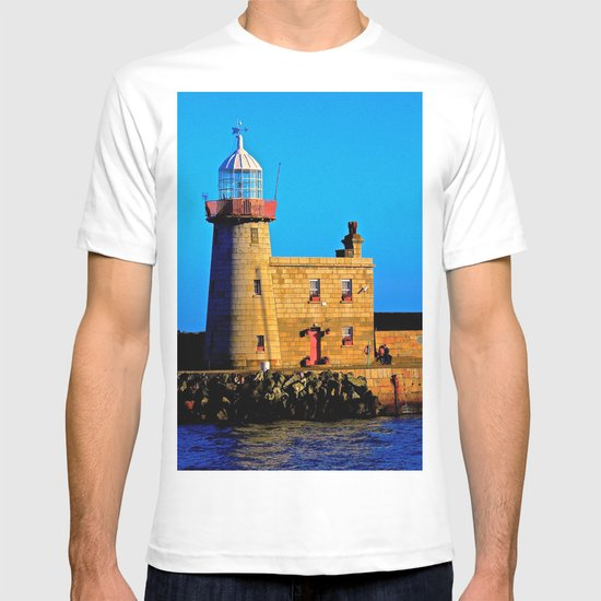 Howth Lighthouse Morning T-shirt