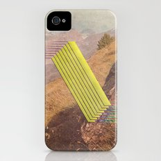 RAIN BOW MOUNTAINS Slim Case iPhone (4, 4s)