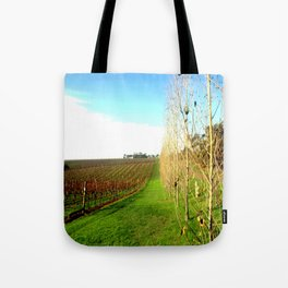 Scotchmans Hill Winery Tote Bag