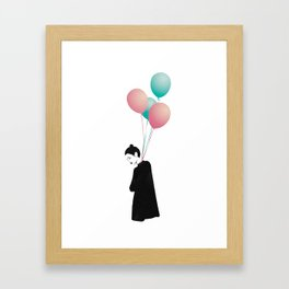 Balloons 4 Framed Art Print