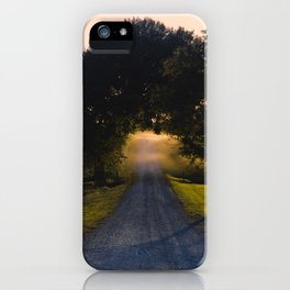 Best Farm Tree Sunset 2 iPhone Case