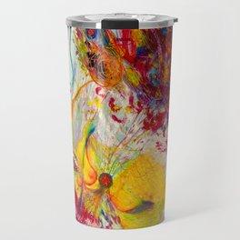 Flowerasm IX - Loveable Sensations of Death Travel Mug