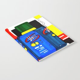 Fizz Notebook