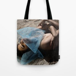 Birthing Taurus Tote Bag