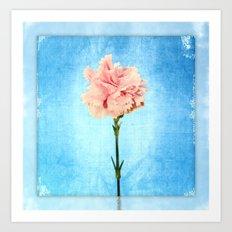 The flower shot! Art Print