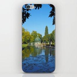 The Island of Love iPhone Skin