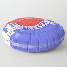 Pro Life Floor Pillow
