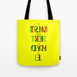 Dr Jekyll and Mr Hyde book cover by Robert Louis Stevenson Tote Bag