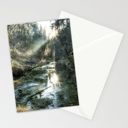 McKenzie River Tributary Stationery Cards