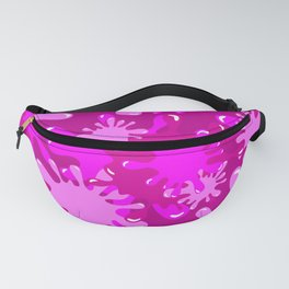 Slime in Hot Pinks Fanny Pack