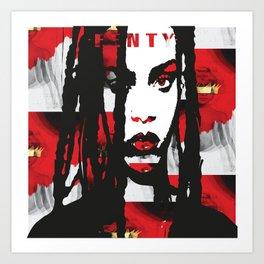 F.A.N.T.I Art Print