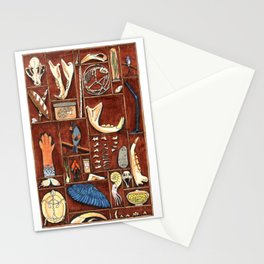 Curious Cabinet Stationery Cards
