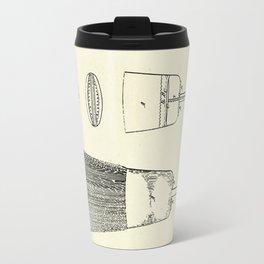 Broom Head-1864 Travel Mug