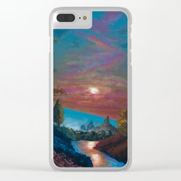 The Last Twilight Clear iPhone Case