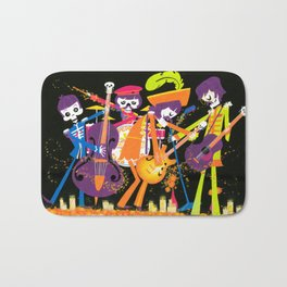 The Lonely Dead Hearts Bath Mat