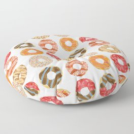 Half Dozen Donuts Floor Pillow