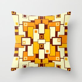C13D GeoAbstract Throw Pillow