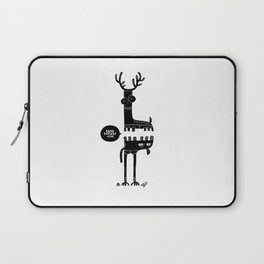 Two Beasts Laptop Sleeve