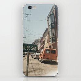 Cul-de-sac iPhone Skin