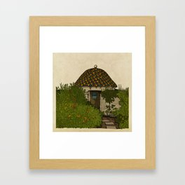 The Guard House Framed Art Print