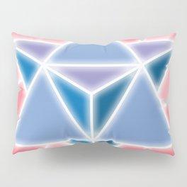 Tetra-Blossom Pillow Sham